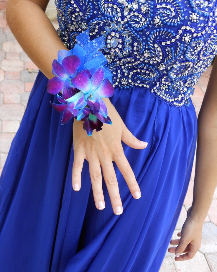 Prom Dress Corsage